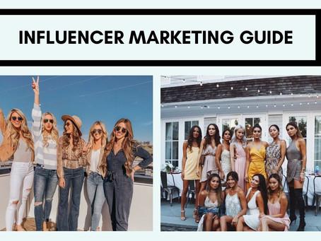 Breakthrough Media's guide to influencer marketing