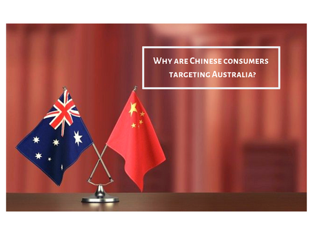 4 Reasons why Australia is attractive to Chinese Consumers