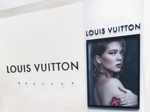 LV Fragrance Launch