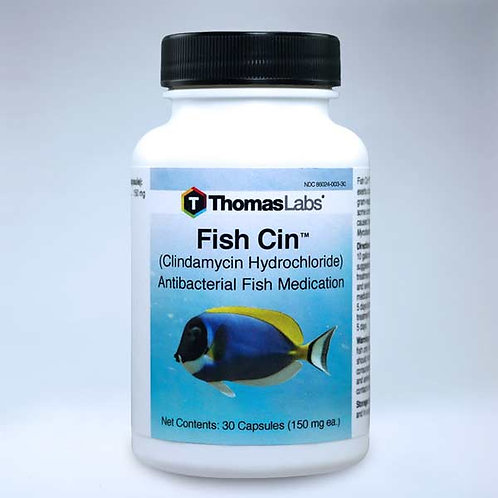 Fish Cin ( 250mg Clindamycin)
