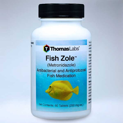 Fish Zole ( 250mg Metronidazole)