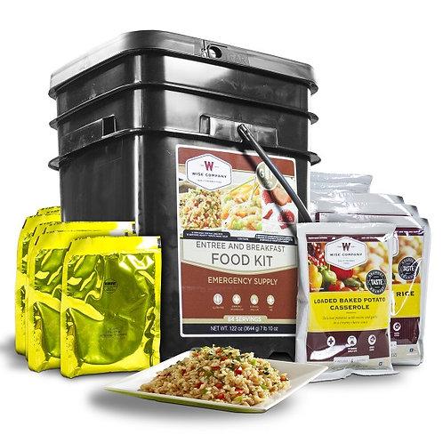 84 Serving Gluten-Free Food Bucket