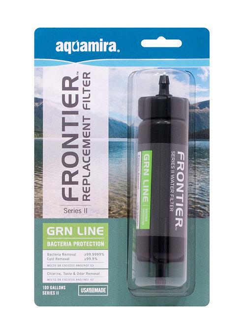 Frontier GRNSeries II Replacement Filter