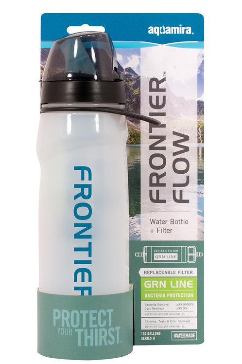 Frontier FlowGRN Line Water Bottle