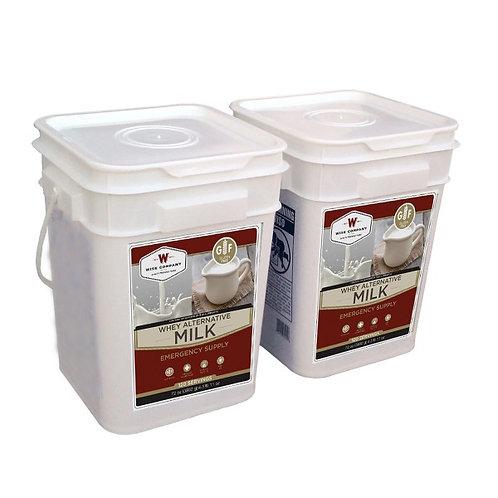 240 Serving Dry Powdered Whey Milk
