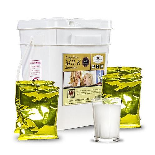 120 Serving Dry Powdered Whey Milk