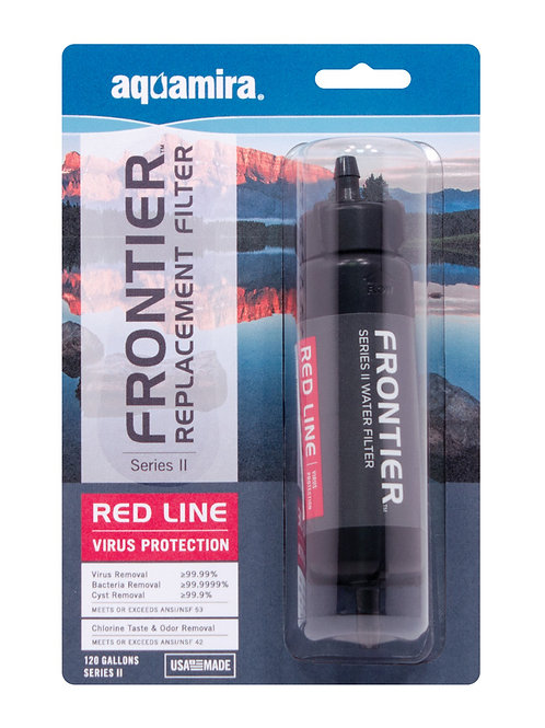 Frontier RED Series II Replacement Filter