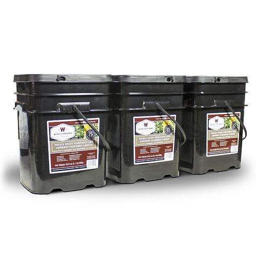 360 Serving Veggie Bucket