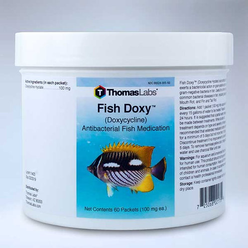 Fish Doxy Powder ( 100mg Doxycycline)