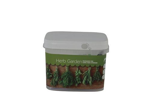 Culinary Herb seed bucket