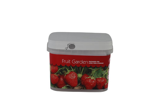 Fruit Garden Seed Bucket