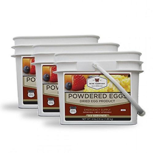 432 Servings Powdered Eggs