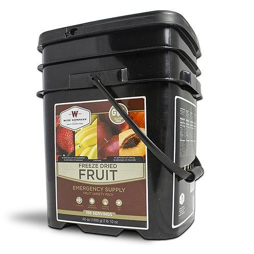 156 Serving Gluten Free Freeze Dried Fruit