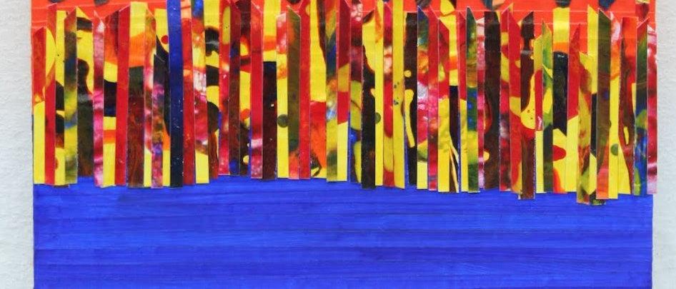 Standing United  - Original Artwork by Dee Lawrence
