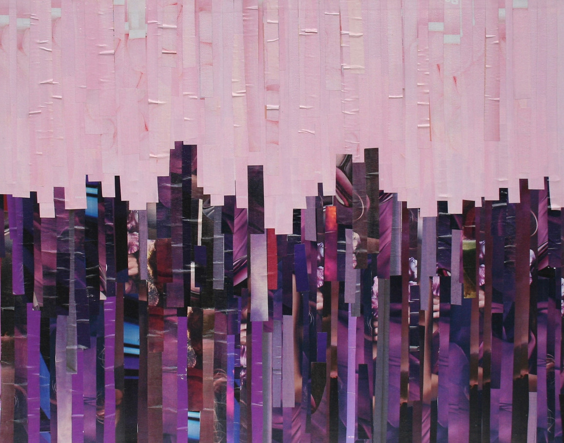 Busy in the City  (Sold)
