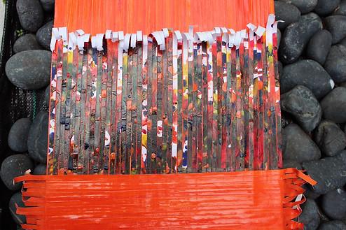 Carnival in Orange. 100x30cm.jpeg