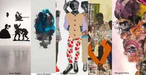 5 Contemporary Black Female Artists Using Paper and Collage in their Art Practise