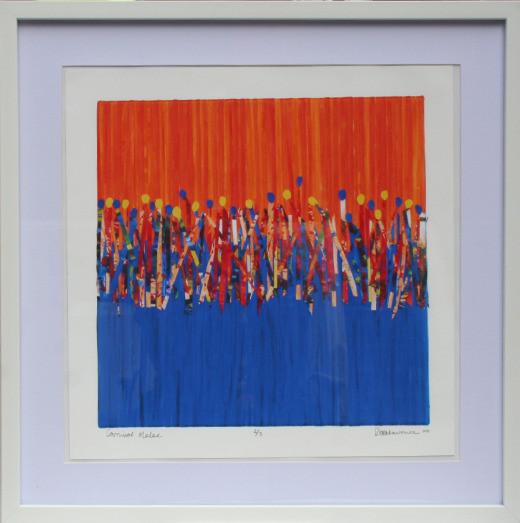 Carnival Sun Dance by Dee Lawrence - Giclee Print