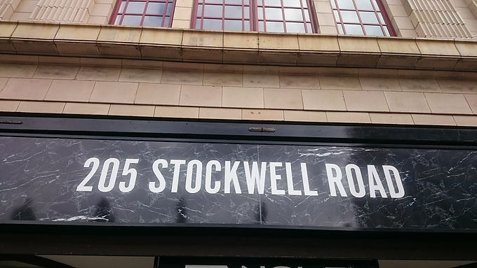 Stockwell Road Pop Up