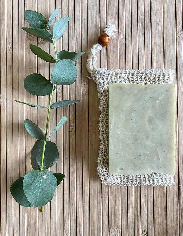 Tea Tree & Eucalyptus Bar