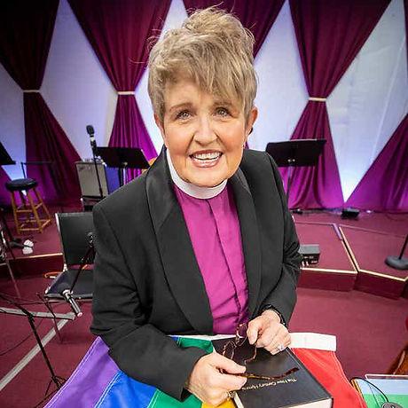Pastor Mel Wilkinson - Christ's Promise UCC