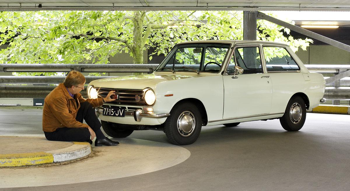 Bart van den Acker/Datsun Sunny 1000