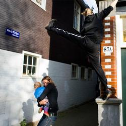 Petra van Aken & dansers , 2009