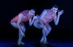 """Dereck Calya & Victor Callans in """" Mermaids"""""""