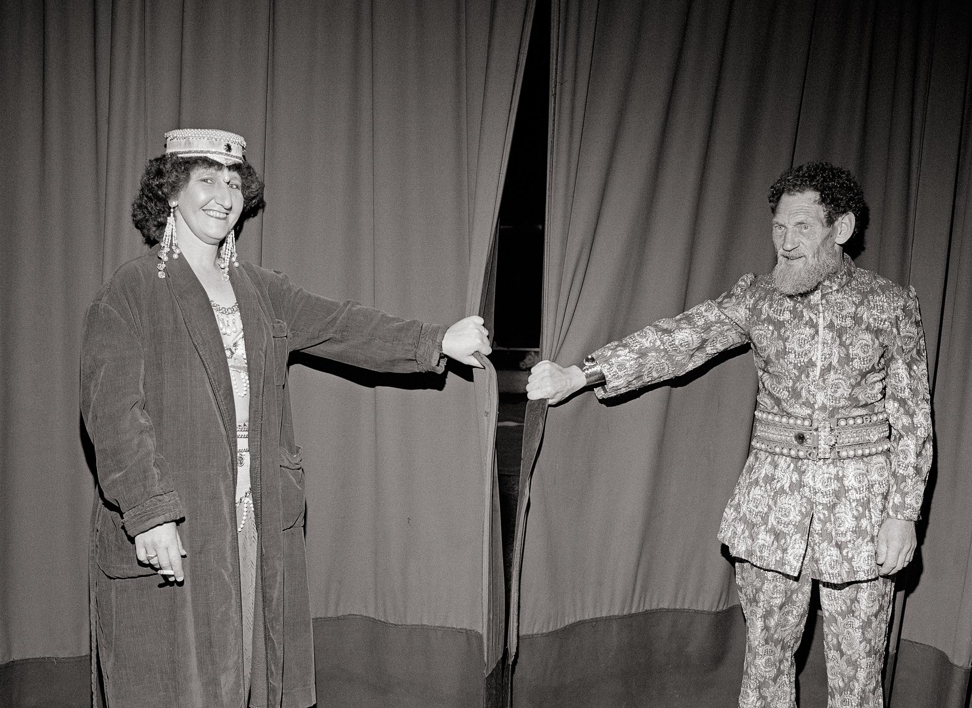 Circus artiesten 1991