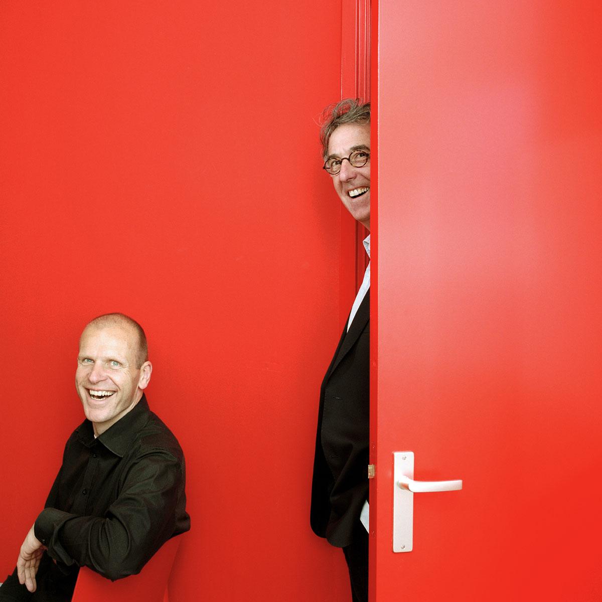 Rene Epping en Pieter Kestens