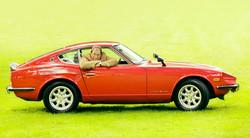Bart van Thienen/Datsun 240 Z  1971