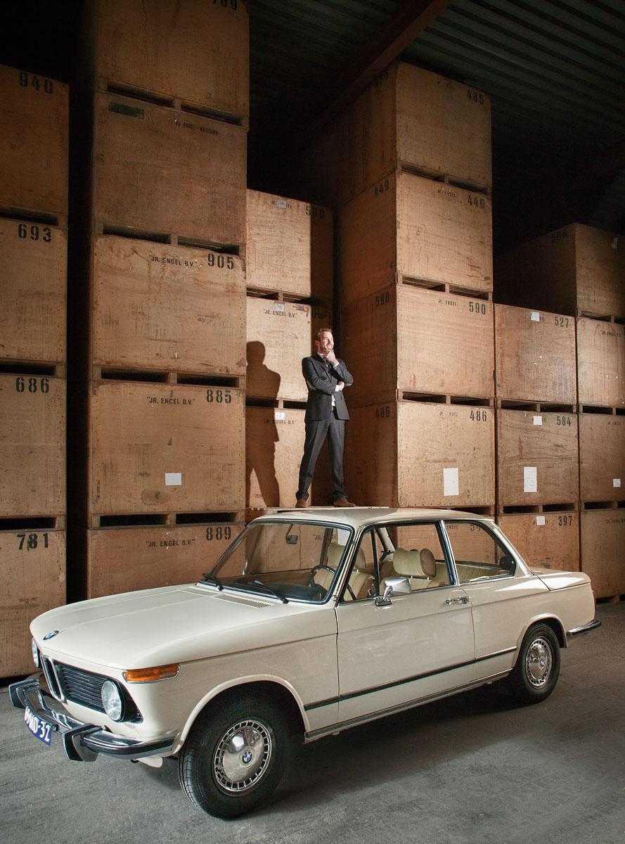 Jasper Engel / BMW 1502 uit 19