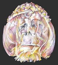 orang oetan, Orang-utan, tekening, drawing,  illustratie, illustration