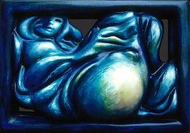 Woman, schilderij, kunst, Drie dimensionaal, Acryl op hout, Art, 3D, Three Dimensional, acrylic on wood, art, kunstenaar, artist