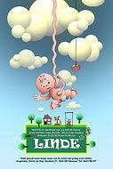 Birth card, geboorte kaartje, photoshop, illustrator, illustratie, illustration
