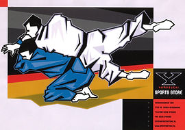 illustration, illustratie, judo, Illustrator, drawing, Illustration,illustratie