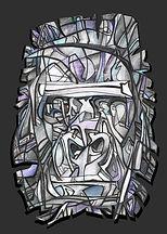 gorilla, drawing, tekening,  illustratie, illustration