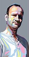 portret, portrait, illustrator, portret, digitaal, art, kunst, kunstenaar, artist