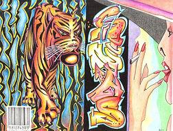 sinas, wrapper, tekening, drawing,  illustratie, illustration