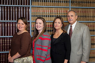 Mathers Law office staff