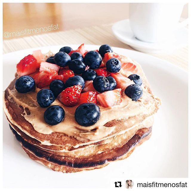 Nossa Pasta de Amendoim aprovada pela querida Taís  _maisfitmenosfat #Repost _maisfitmenosfat with _