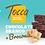 Thumbnail: 430g - Pasta de Amendoim | Chocolate branco zero com bownie proteico zero