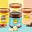 Thumbnail: Pack4 de 500g | Tradicional, Crocante, Chocolate 50% Cacau e Choc BRANCO ZERO.