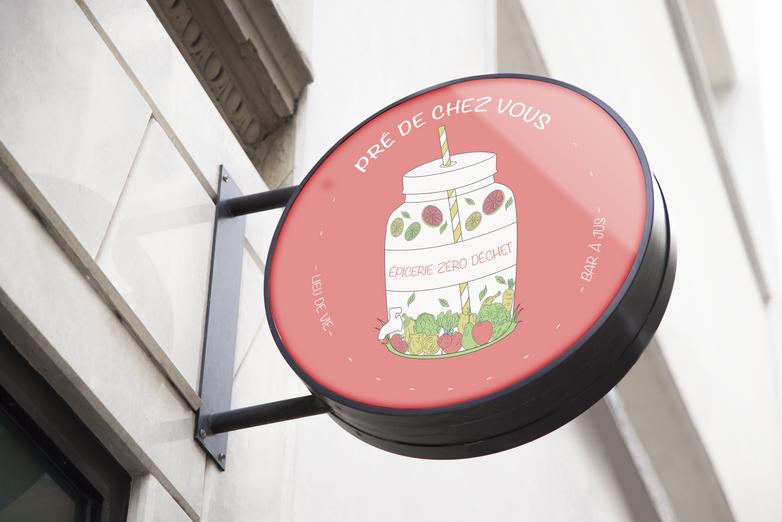 Épicerie Pré de Chez Vous