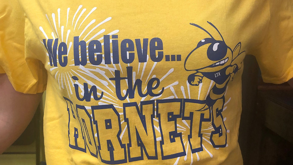 We Believe In The Hornets