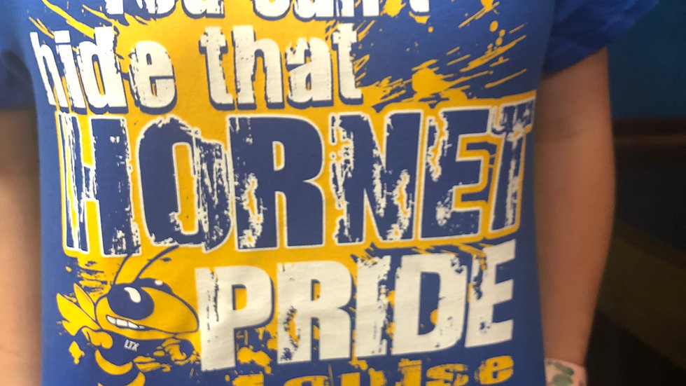 You Can't Hide That Hornet Pride
