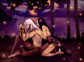 Geralt et Christina