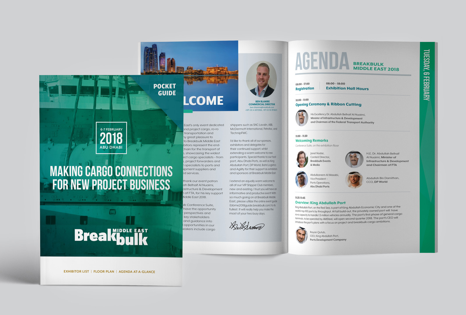 Breakbulk Middle East Pocket Guide
