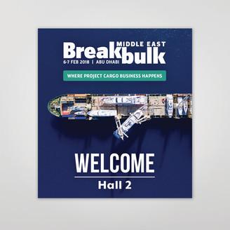 Breakbulk Middle East Digital Welcome