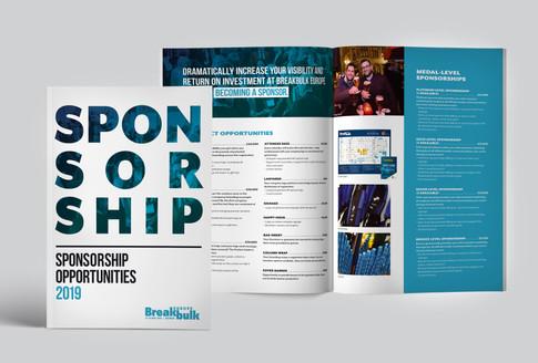 Breakbulk Europe Sponsorship Opportunities